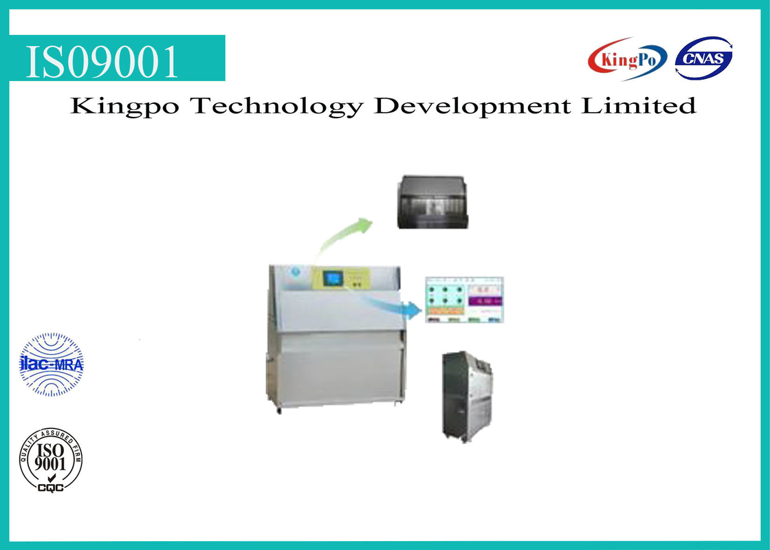 High Efficient Environmental Test Chamber Uv Accelerated Weathering Tester