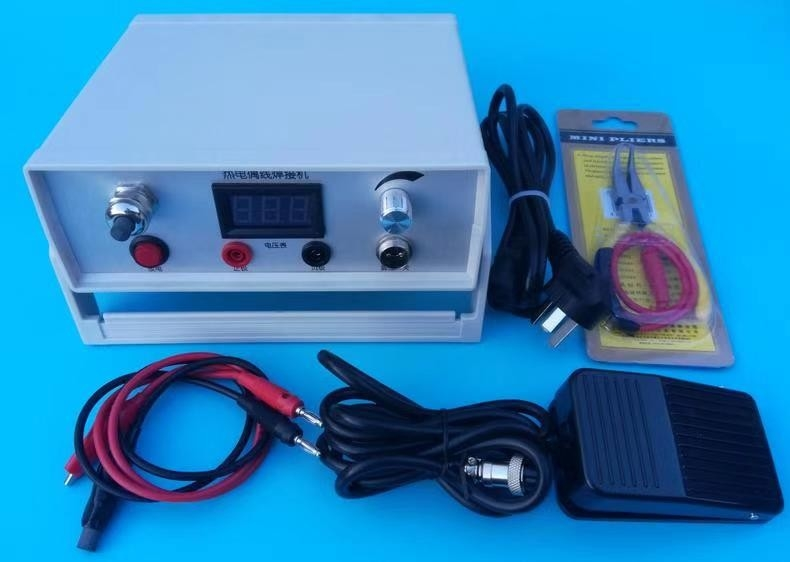 220V 50-60Hz Thermocouple Welding Machine , Thermocouple Welder Equipment